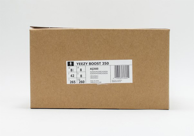 Adidas Yeezy Boost 350 Moonrock Pris vuD7V