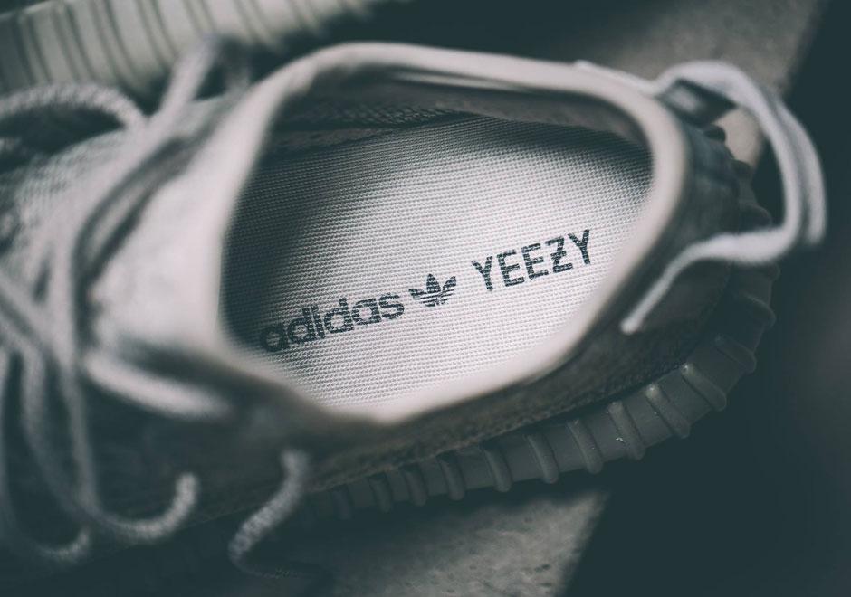 Adidas Yeezy 350 Hombres / Mujeres Impulso Moonrock bFs7tE3
