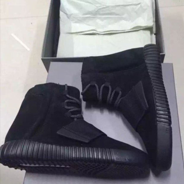 "buy popular 32be1 4bd29 adidas Yeezy Boost 750 ""Blackout"" Releasing December 5th"