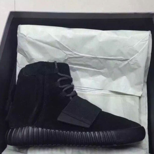 Adidas Impulso Yeezy 750 Todo Negro Uvu7nnc3d