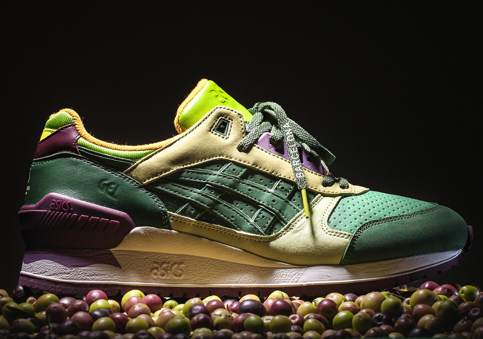 24 Kilates x ASICS GEL Respector quot Virgin Extraquot Celebrates the Shop s 10 Year Anniversary