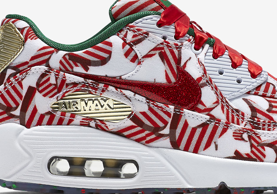 hot sale online d2f7a c05b0 Nike Has Christmas Wrapped Up With The Air Max 90 And Much More