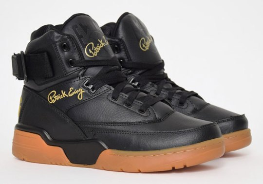 Black and Gum Is Peaking Again, Now On The Ewing 33 Hi