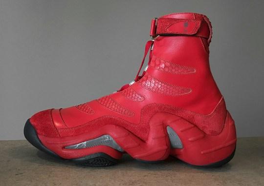 JBF Customs Creates Wild Sneaker for Iman Shumpert