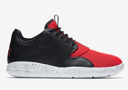The Jordan Eclipse Pairs Mesh With Perforated Leather
