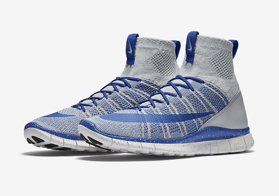 low priced 26763 a8c46 The Nike Free Flyknit Mercurial Superfly Gets Ready For 2016 In Another  Superb Colorway
