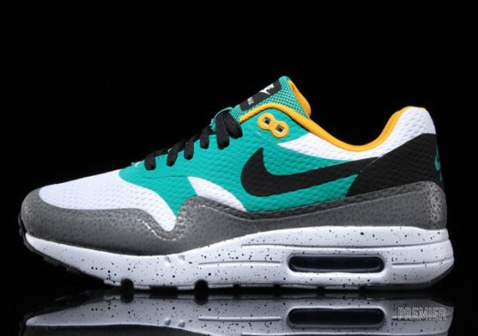 "Ending The Year With The Nike Air Max 1 Ultra Moire ""Safari"""