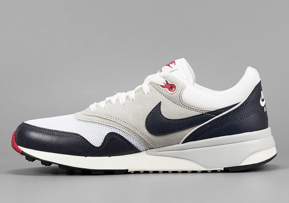 e72f58cc41c Nike Air Odyssey. Color  White Dark Obsidian Neutral Grey University Red  Style Code  652989-104