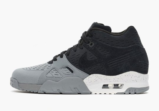 Have You Seen The Nike Air Trainer 3 Like This?