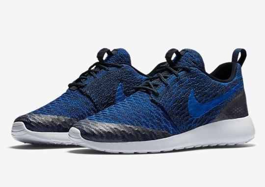 "Nike Flyknit Roshe Run ""Royal"""