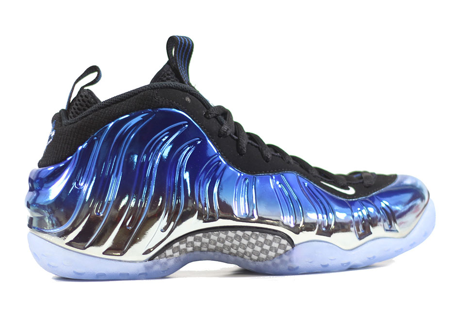 sports shoes 9b991 b0f43 where to buy nike foamposite one blue mirror a578b e3f1e