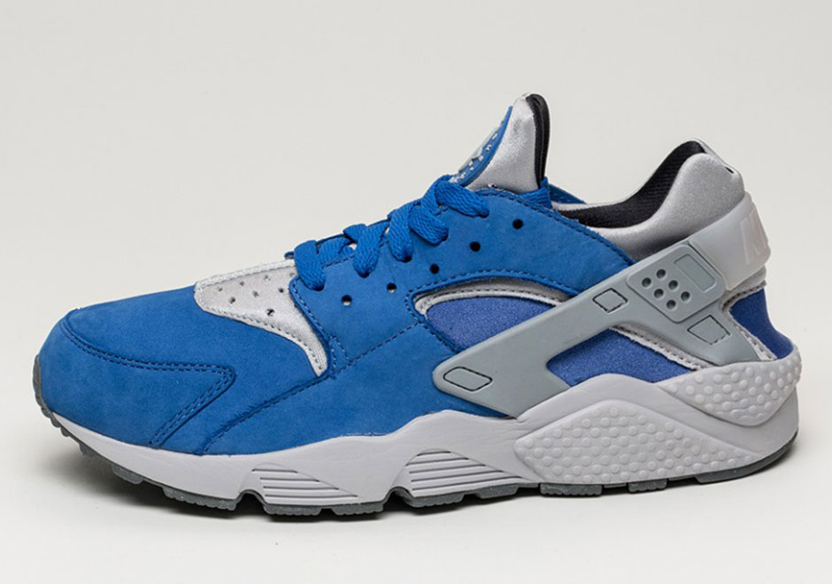 Varsity Royal And Wolf Grey Find Itself On Another Huarache