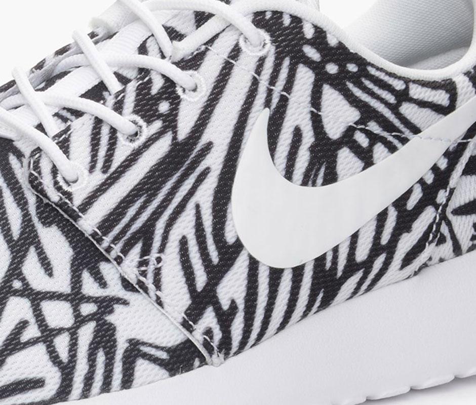 Nike Roshe Zapatillas Fotografía En Blanco Y Negro 4W2AHpX8pa