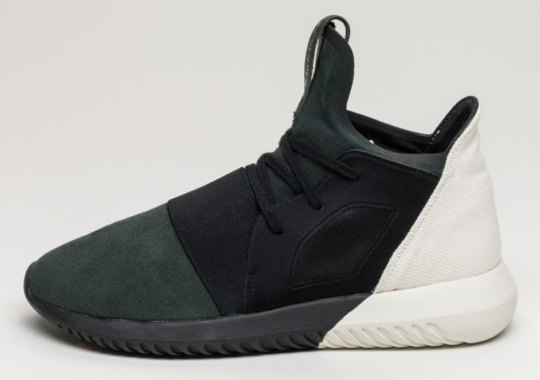 The adidas Tubular Defiant Goes Two-Toned