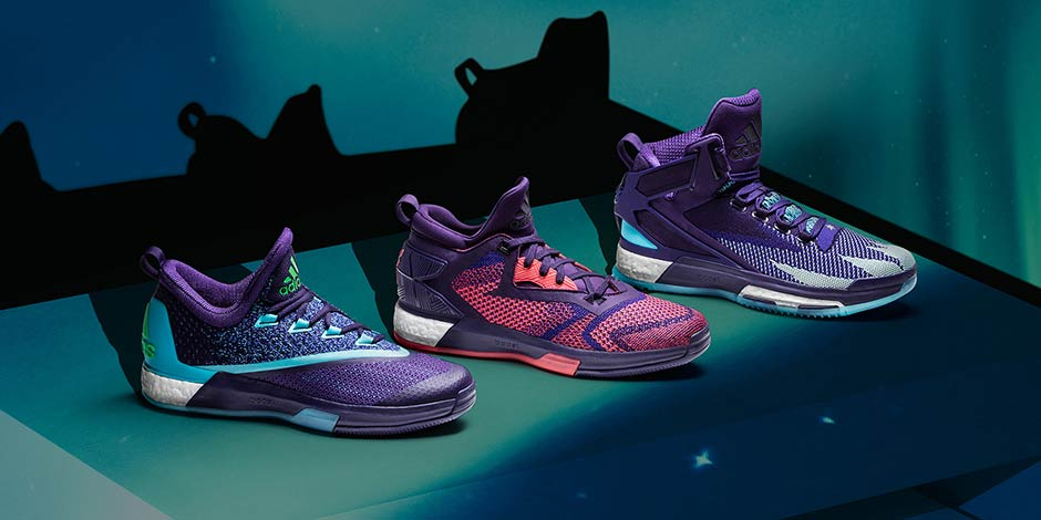 new style 23cec e2c18 Primeknit Lands on the adidas D Lillard 2 for All-Star Weekend -  SneakerNews.com