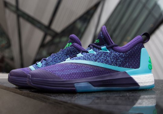 "adidas Strikes First With All-Star Footwear, Unveils ""Aurora Borealis"" Collection"