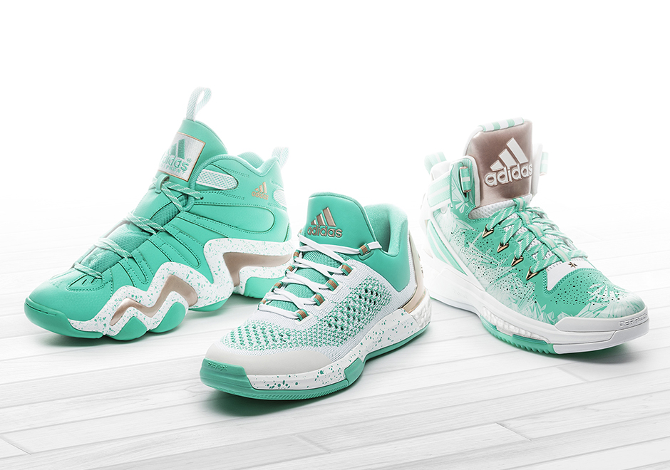 adidas Unveils Icy Their Icy Unveils Vert 2015 Basketball Collection fbed30