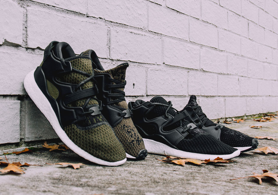 New Colorways Of The Transformed adidas EQT Line Have Released