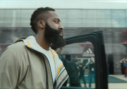 James Harden's First adidas Video ad Is Here