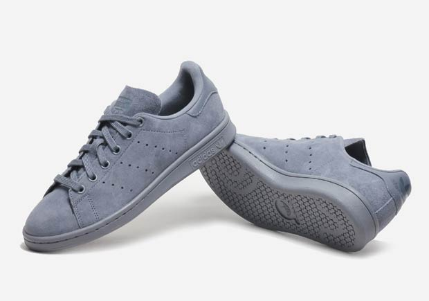 super popular 6e888 642c7 adidas Originals Stan Smith In Onix Grey - SneakerNews.com