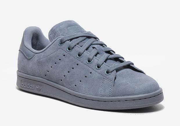 adidas Originals Stan Smith In Onix Grey