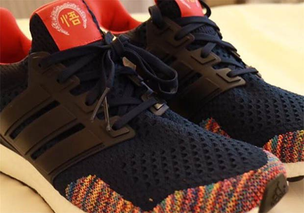 """6dcafc841 adidas Ultra Boost """"Chinese New Year"""" - SneakerNews.com"""