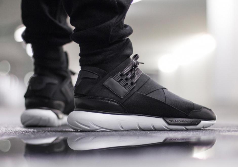 Adidas Y-3 Qasa High