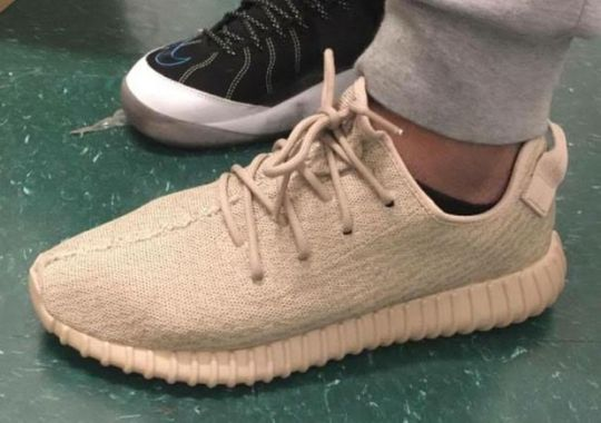 "Foot Locker Canada Has Release Info For The Yeezy Boost 350 ""Oxford Tan"""