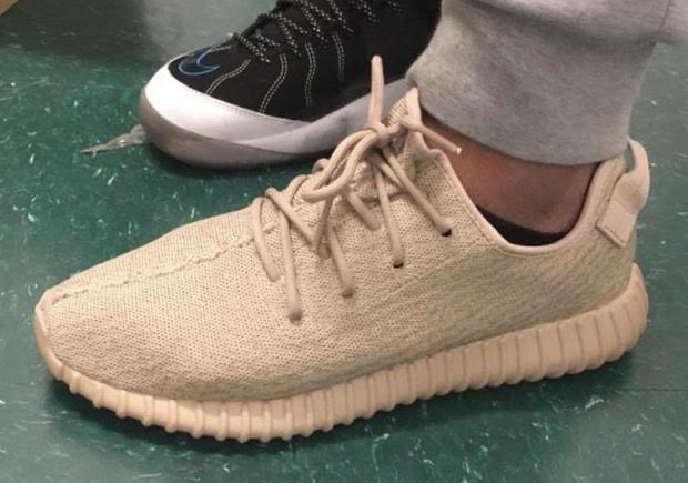 "6f726e3fa6fd23 Foot Locker Canada Has Release Info For The Yeezy Boost 350 ""Oxford Tan"""