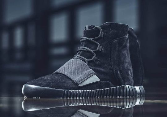 "Everything You Need To Know About The Yeezy Boost 750 ""Black"" Release"