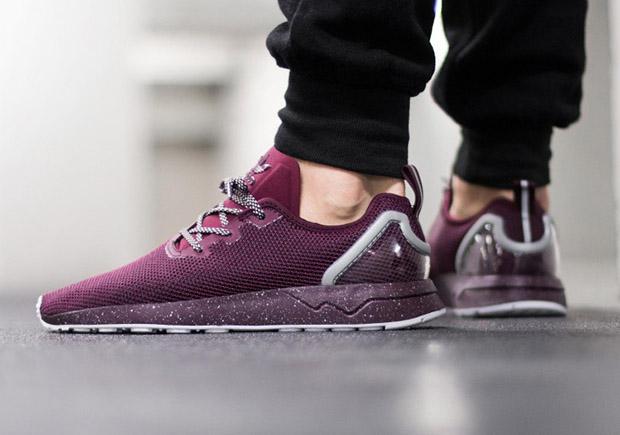 new product 86203 98c1a adidas ZX Flux ADV ASYM - SneakerNews.com