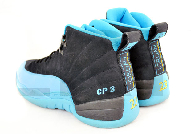 b491b7ae7f7d47 Jordan Brand Should Release Chris Paul s Air Jordan 12 PE Too ...