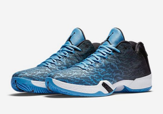 Of Course UNC Is Getting Their Own Air Jordan 29 Low