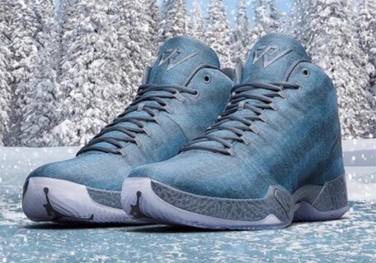 """Russell Westbrook's Air Jordan XX9 """"Frozen Moments"""" PE For Christmas"""