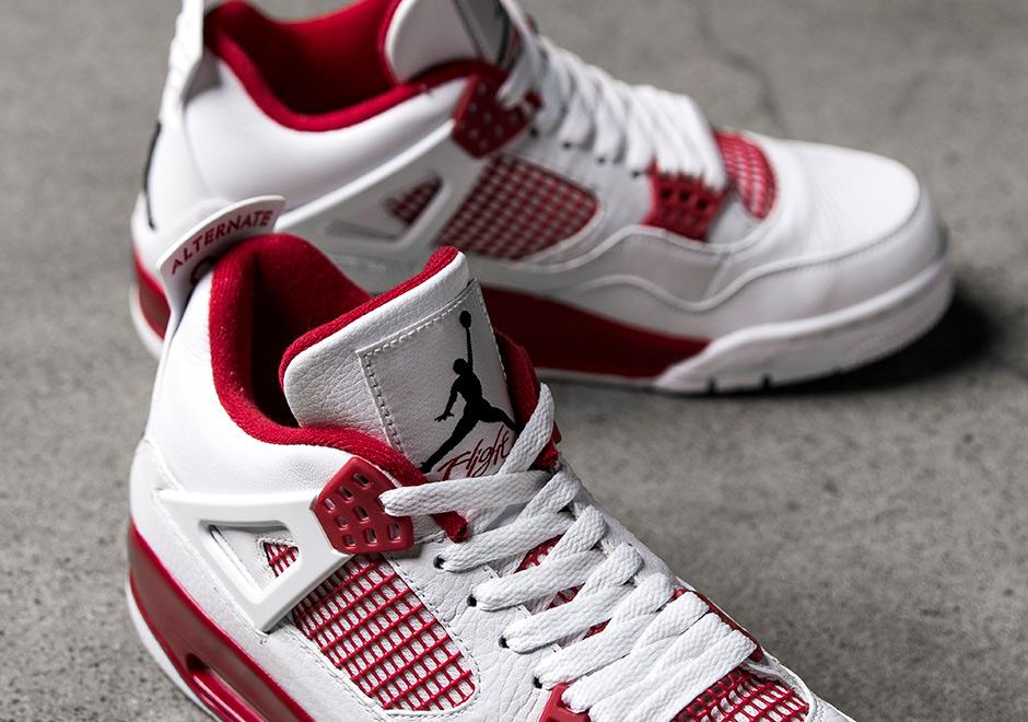 newest 52eb9 5433e Jordan 4 Alternate 308497-106  SneakerNews.com