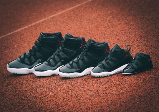 The Annual Air Jordan 11 Retro For December Is Here