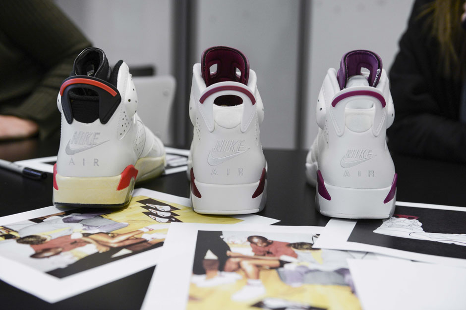 Jordan Brand Remasters Retros With Nike Air - SneakerNews.com d141c7ed9