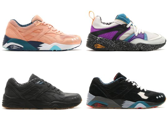 ALIFE Has A Bunch Of Puma Collaborations Releasing Soon