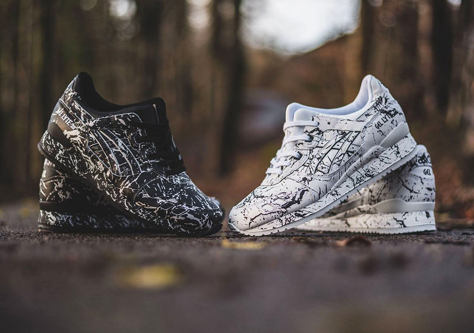 "A Detailed Look At The ASICS GEL-Lyte III ""Marble"" Pack ... 7962e4e644c8"