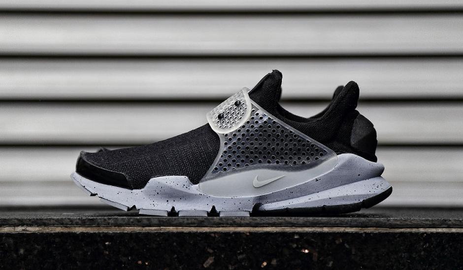 finest selection 7fac1 908f0 fragment design x Nike Sock Dart – Black