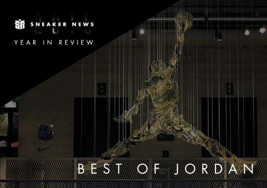 The 20 Best Air Jordan Releases Of 2015