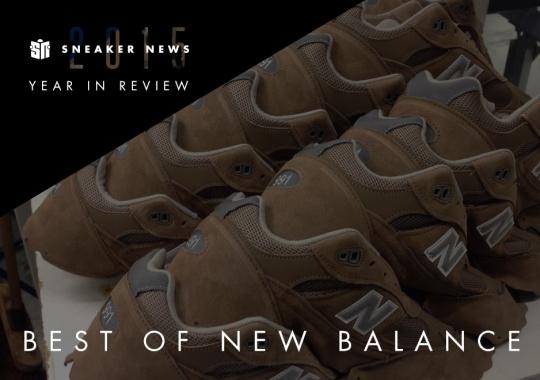 The 10 Best New Balance Releases Of 2015
