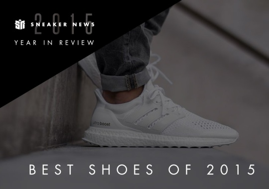 The 10 Best Shoes Of 2015