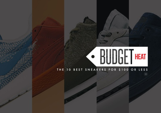 Budget Heat: December's 10 Best Sneakers for $100 Or Less