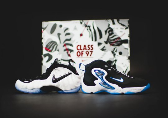 "Nike's ""Class Of '97"" Pack Is A Reasonable $385"