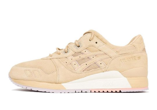CLOT Closes The Book On The ASICS GEL-Lyte III 25th Anniversary