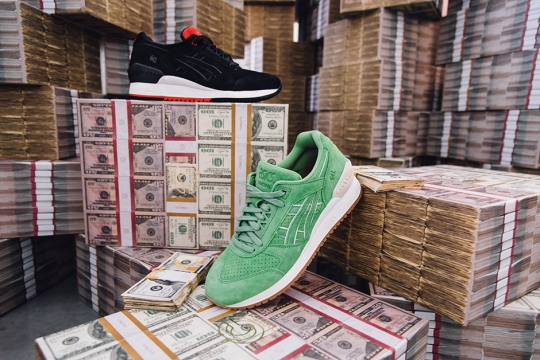 Concepts' ASICS Art Basel Pop-Up Went All Out To Give You A Sneakerlord Experience