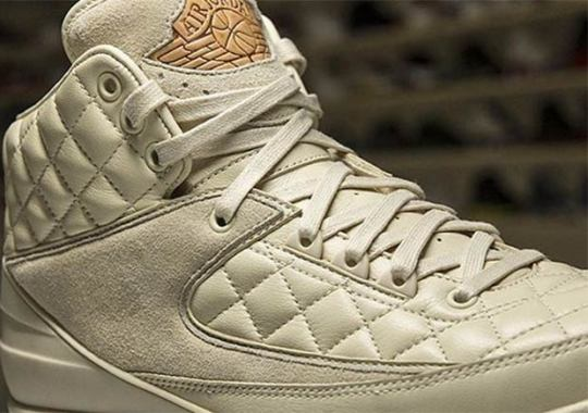 Another Don C x Air Jordan 2 Is Releasing In 2016