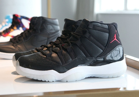 "You Can Secure Your Air Jordan 11 ""72-10"" Way Before The Release Date"
