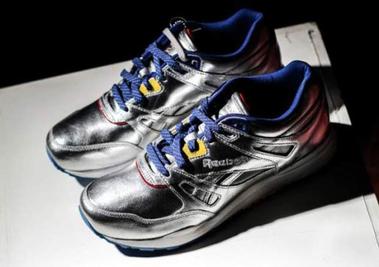 Gundam And Reebok Create One Of The Best Ventilator Collaborations Of The Year